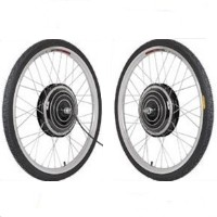 Electric Bike Front Wheel Motor Kit