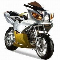110cc Evolve-2 Super Bike AT