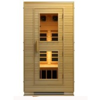 2-3 Person Far Infrared Sauna with Carbon Fiber Heater