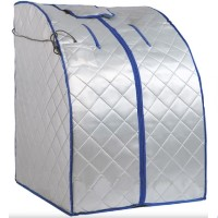 Brand New Twin Heated Portable FIR Sauna Tent