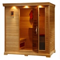 4-5 Person Sauna with Ceramic Heaters