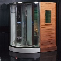 "71"" Ariel Platinum DS202 Steam Sauna Unit"