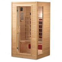 1-2 Person Ceramic Sauna