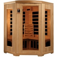 3-4 Person Carbon Sauna