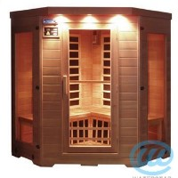 3-4 Person Ceramic Sauna