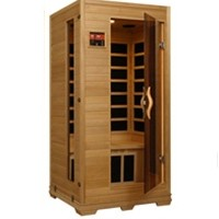 1-2 Person Sauna with Carbon Heaters