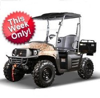 400CC REBEL UTV 4X4