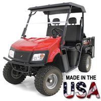 LandMaster 48V Electric 2WD Utility Vehicle UTV