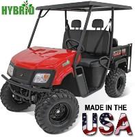 LandMaster 650cc/48V 4WD Hybrid Utility Vehicle UTV