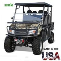 LandMaster 650 Predator 4WD Hybrid Crew Utility Vehicle UTV