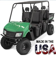 LandMaster 650cc 4WD Utility Vehicle UTV - 4 Seater