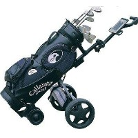 Electric Motorized Golf Cart Trolley Caddy
