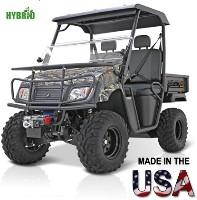 LandMaster 650 Predator 4WD Hybrid Utility Vehicle UTV
