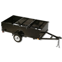 "Brand New 4' x 8"" Utility Cargo Box Trailer"